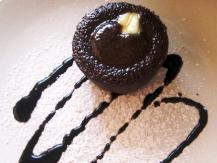 סופלה שוקולד