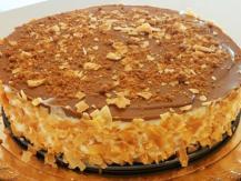 עוגת לוטוס גבינה