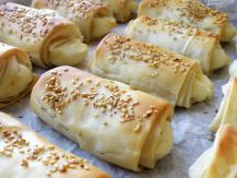 בורקס גבינה מבצק פילו