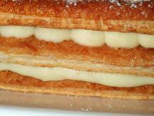 עוגת נפוליאון קלה וטעימה