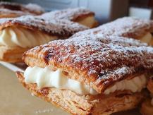 עוגת נפוליאון ביתית