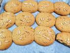 עוגיות פריכות במרקם וטעם של בישקוטים