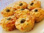 מאפינס גבינות וירקות