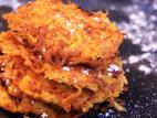 דרניקי - לביבות בטטה ותפוחי אדמה