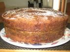 עוגת גזר עם ריבת חלב