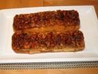 עוגת סירופ מייפל ואגוזים