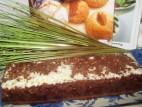 עוגת שוקולד קפואה