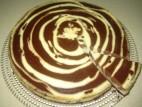 עוגת גבינה ספירלית