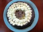 עוגת ספוג ואננס