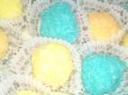 עוגיות קוקוס ללא אפייה