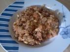 תבשיל אורז עם בשר