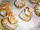 מאפה מבצק פילו במילוי תפוחי עץ