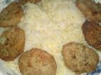 אורז עם אטריות דקות