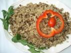 אורז עם עדשים