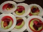 מלון ממולא בלפתן פירות