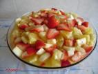 סלט פירות מתוק