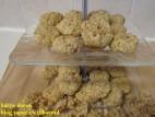 עוגיות קוואקר, אגוזים וגרעיני חמנייה