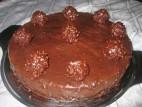 עוגת פררו רושה שוקולדית כשרה לפסח