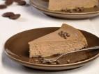 עוגת גבינה ושוקולד חלב