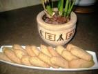 עוגיות אגוזים פריכות