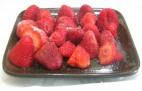 תותים עם סוכר