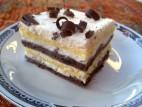 עוגת שוקו וניל