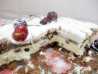עוגת גבינה פשוטה וטעימה