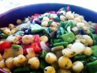 ניוקי ירקות גינה