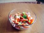 סלט ירקות מהיר