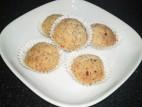 עוגיות סולת ופקאן