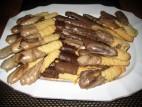 עוגיות חצי חצי