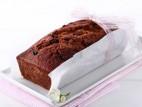 עוגת דבש ופרחי היביסקוס