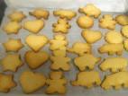 עוגיות חמאה לילדים