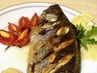 דגי מושט אפויים בתנור
