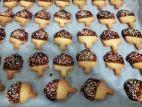 עוגיות בצורת סביבונים
