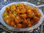 סלט גזר מהמטבח המרוקאי
