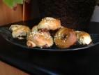 עוגיות שמרים במילוי פרג
