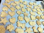 עוגיות ללא גלוטן כשרות לפסח בצורות שונות