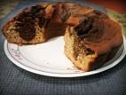 עוגת שיש בריאה