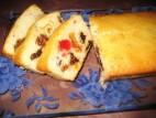 עוגת טורט עם פירות יבשים