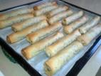 סיגרים מעלי פילו במילוי חזה עוף