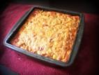 עוגת אפרסקים קלה ובריאה