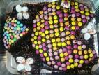 עוגת שוקולד פרווה ליום הולדת