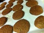 עוגיות פשתן ללא גלוטן וסוכר