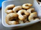 עוגיות שקדים טחונים