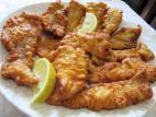 שניצלוני דג מרלוזה