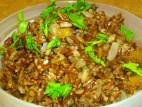 אורז אדום מלא עם סילאן