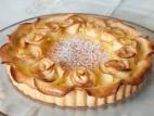 טארט שושני תפוחים בדבש