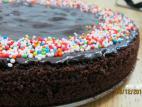 עוגת שוקולד קלה להכנה