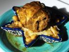 תבשיל גרונות הודו עם גרגירי חומוס